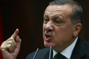 Il Premier Turco Erdogan