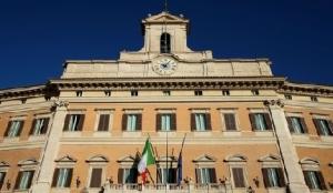 ITALY-PALAZZO MONTECITORIO-PARLIAMENT